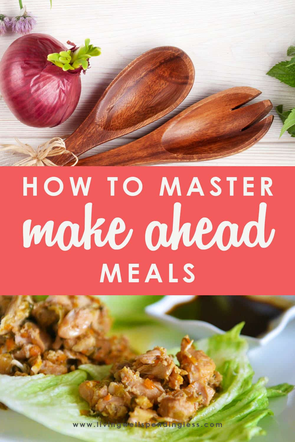 Short on time but want to eat well? Learning how to cook ahead can save you hours--and lots of aggravation--in the kitchen, especially during a busy season of life. These helpful tips for how to master make-ahead meals might just change your life, so don't miss it! #freezermeals #crockpot #instantpot #easydinners #makeaheadmeals #foodmadesimple