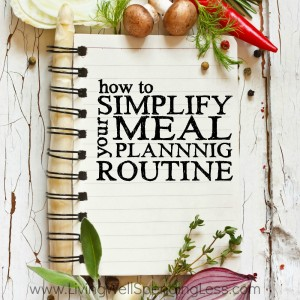 Dreading dinnertime again? Meal planning can sometimes feel like a hassle, but a few simple tweaks can save you hours in the kitchen (not to mention your sanity!) Don't miss these ten helpful tips for how to simplify your meal planning routine!