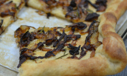 Caramelized Onion Flatbread