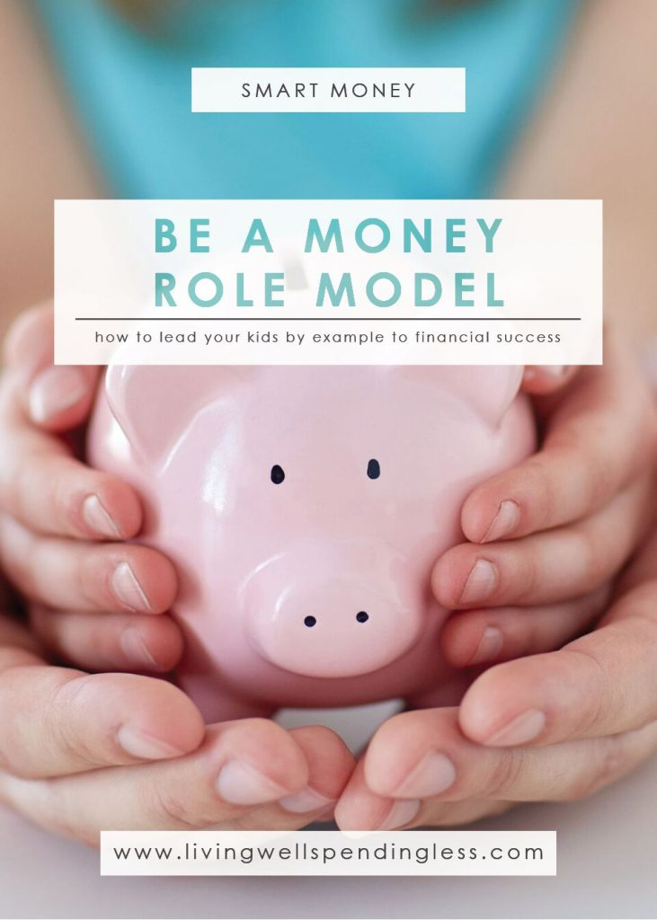 Model Healthy Money Habits for Your Kids | Money Saving Tips | Parenting
