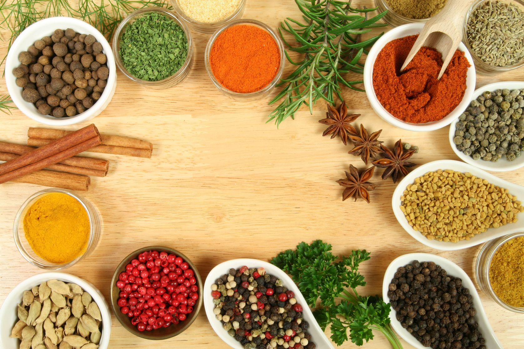 If you want to amp up your cooking game, start incorporating more spices and unique flavors.