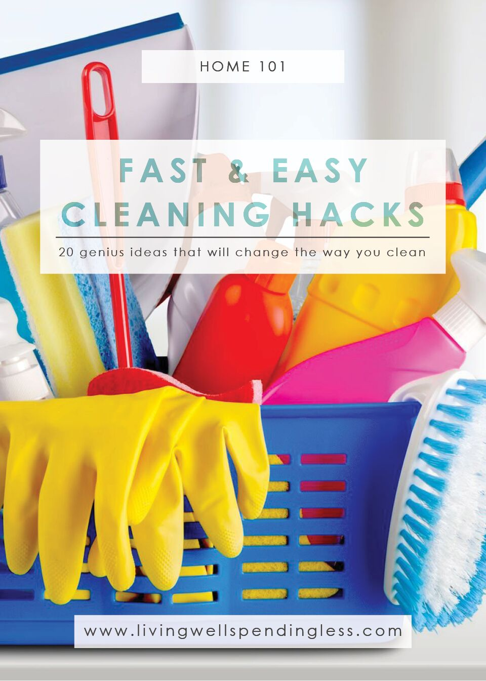 20 fast easy cleaning hacks genius cleaning tricks Cool household hacks