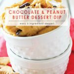 Chocolate & Peanut Butter Dessert Dip | Dessert | Food Made Simple | Snacks & Starters