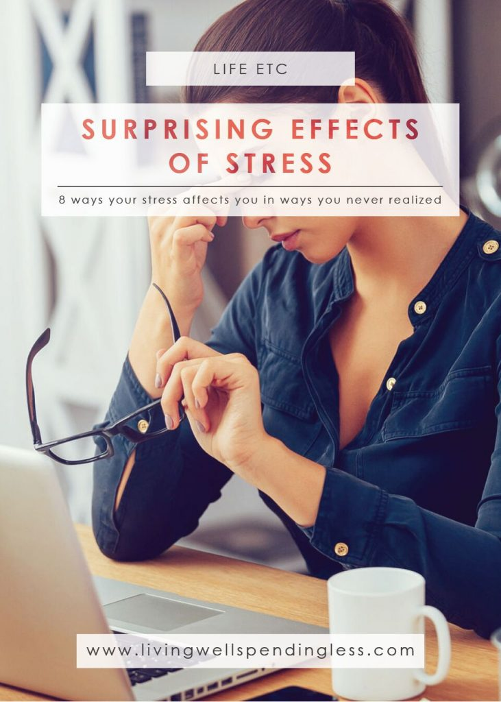 Effects of Stress | Health & Wellness | Effects of Stress on the Body | Stress Management | Harmful Effects of Stress