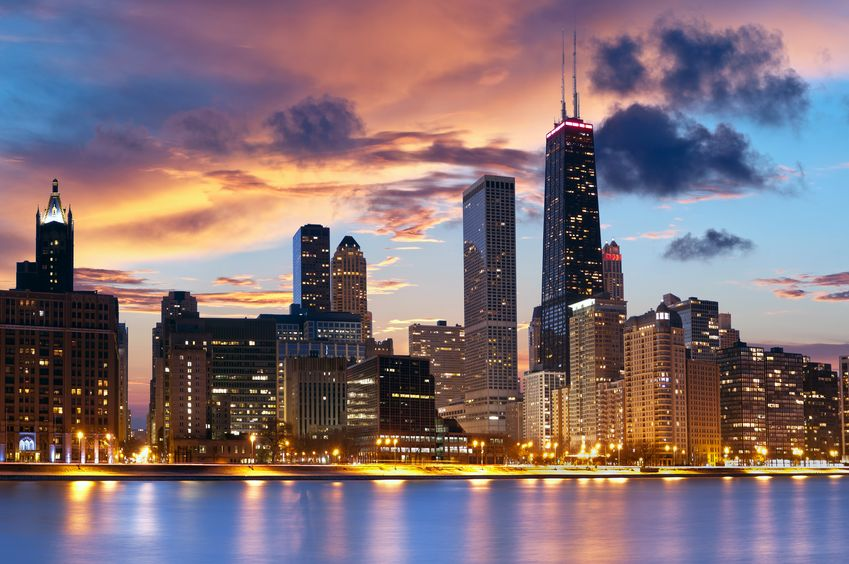 Chicago, Illinois is a great road trip destination for a fun city family vacation.