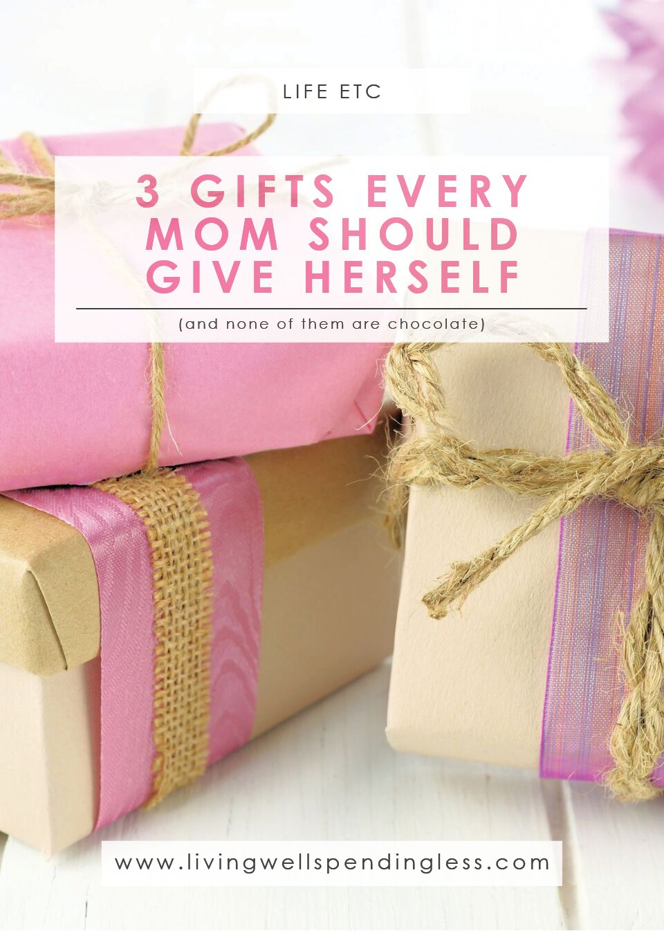 Gifts Every Mom Should Give Herself | Mommy Break | life with kids | Parenting | Motherhood