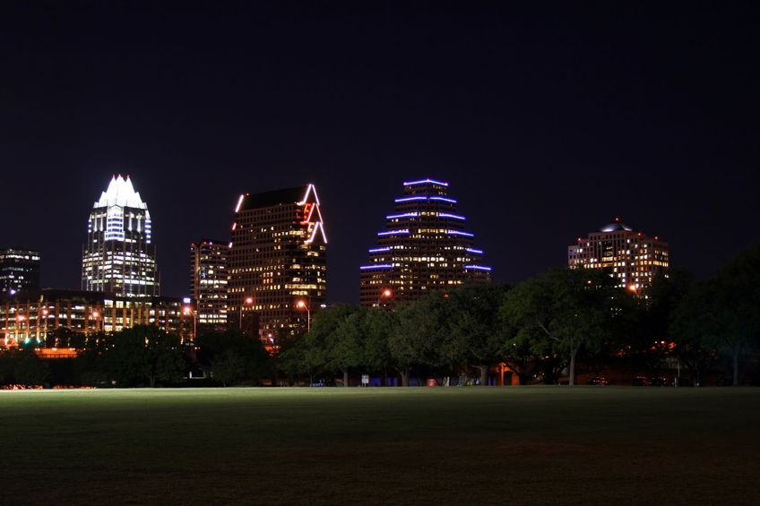 Austin, Texas is a fun family travel spot with great food, dancing and nightlife.