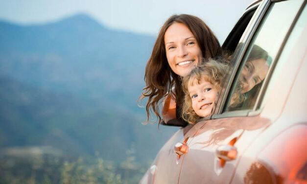 5 Fantastic Family Weekend Road Trips