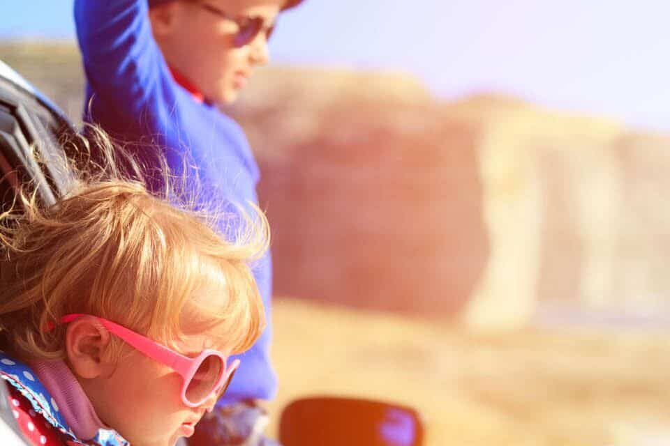 Five Fantastic Family Weekend Trips
