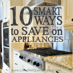 10 Smart Ways to Save on Appliances Square
