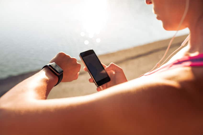 Fitness apps and watches are great ways to motivate a healthy lifestyle.