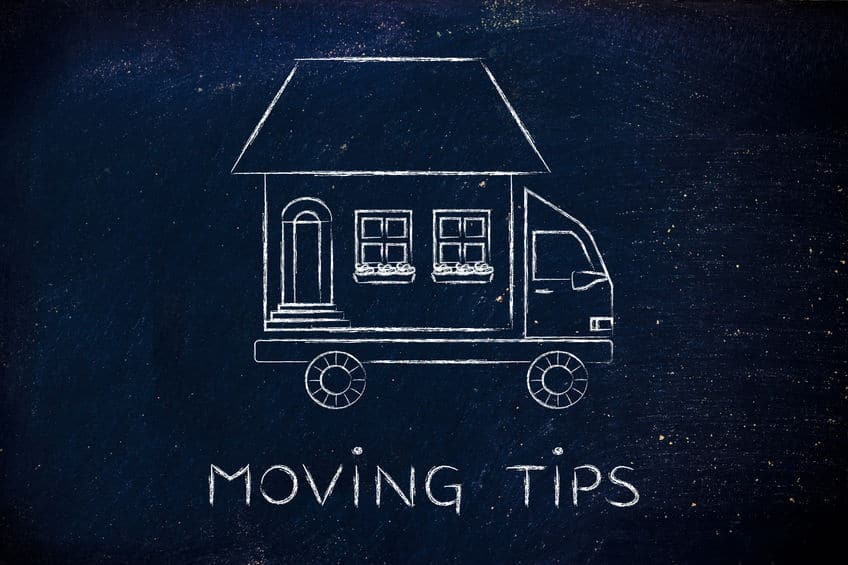Looking for some moving tips? It's hard to plan a big move! The key is planning, staying organized, and staying calm!