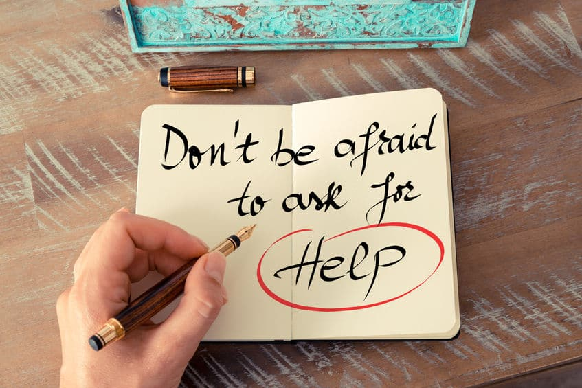 Don't be afraid to ask for help - you can't do it all on your own and still maintain a healthy work/home life balance