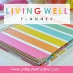 Learn more about the new Living Well Planner.