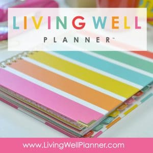 The all-new Living Well Planner™ will be here VERY soon, and we can't WAIT to share it with you! In fact, we are pretty sure our new edition is going to knock your socks off! Keep reading to find out more about what the next generation of the life-changing Living Well Planner™ will include, and how you can get your hands on one!