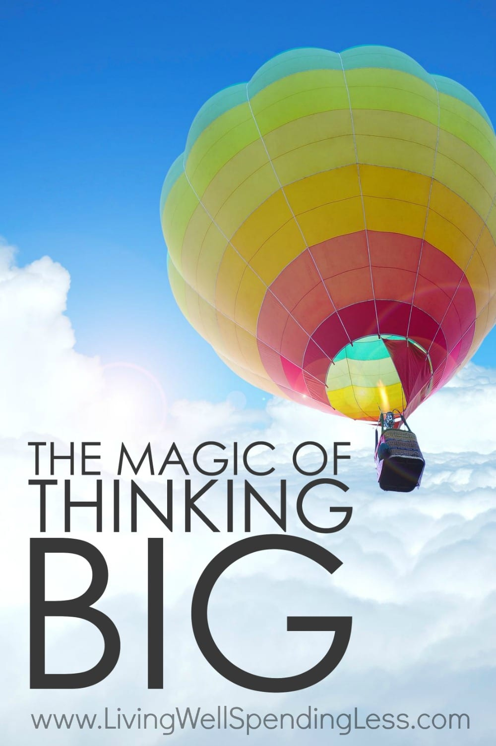 The Magic of Thinking Big   How to Set Better Goals   Personal Goal Setting