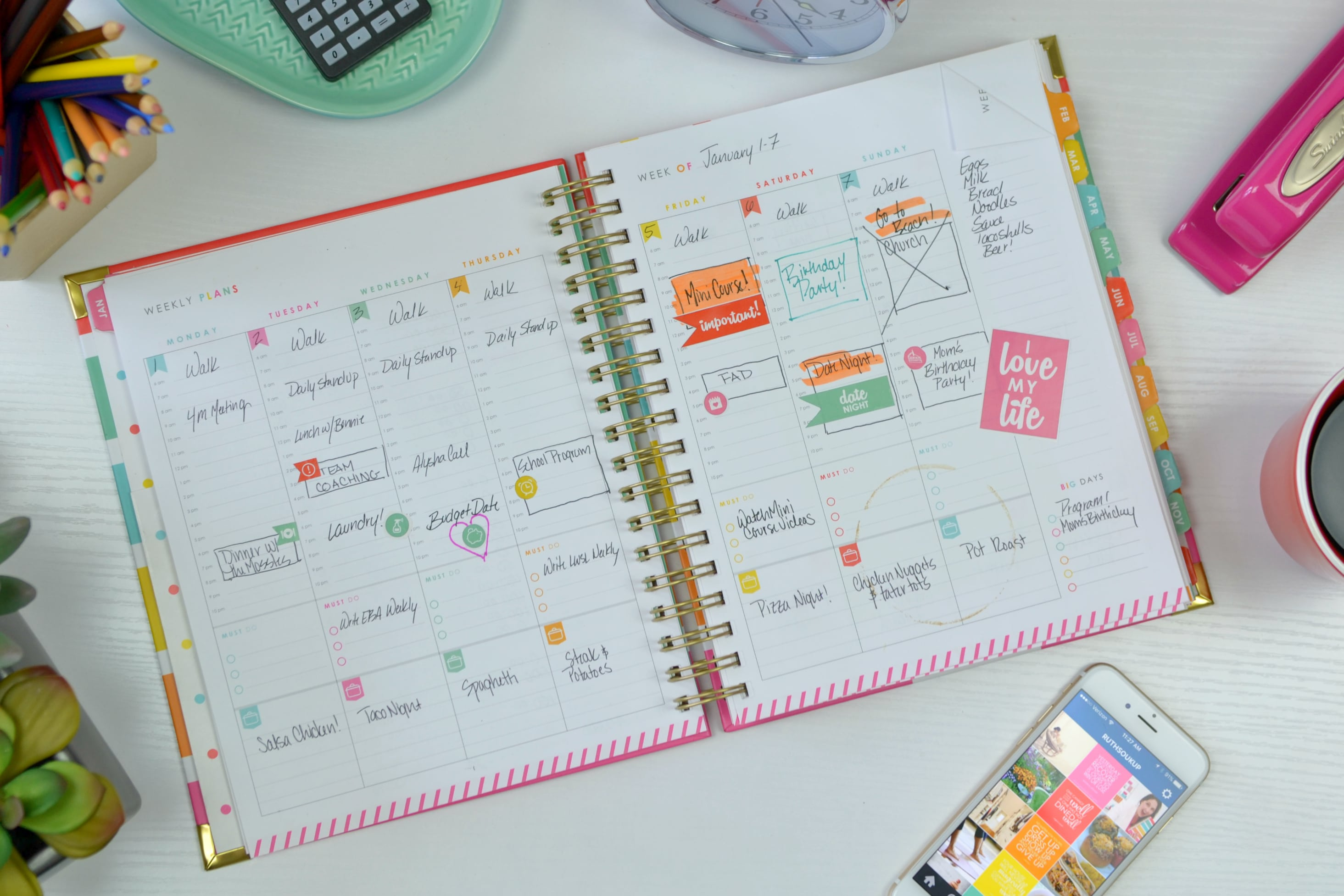 10 Things You Can Take OFF Your Calendar | Unstuff Your Schedule