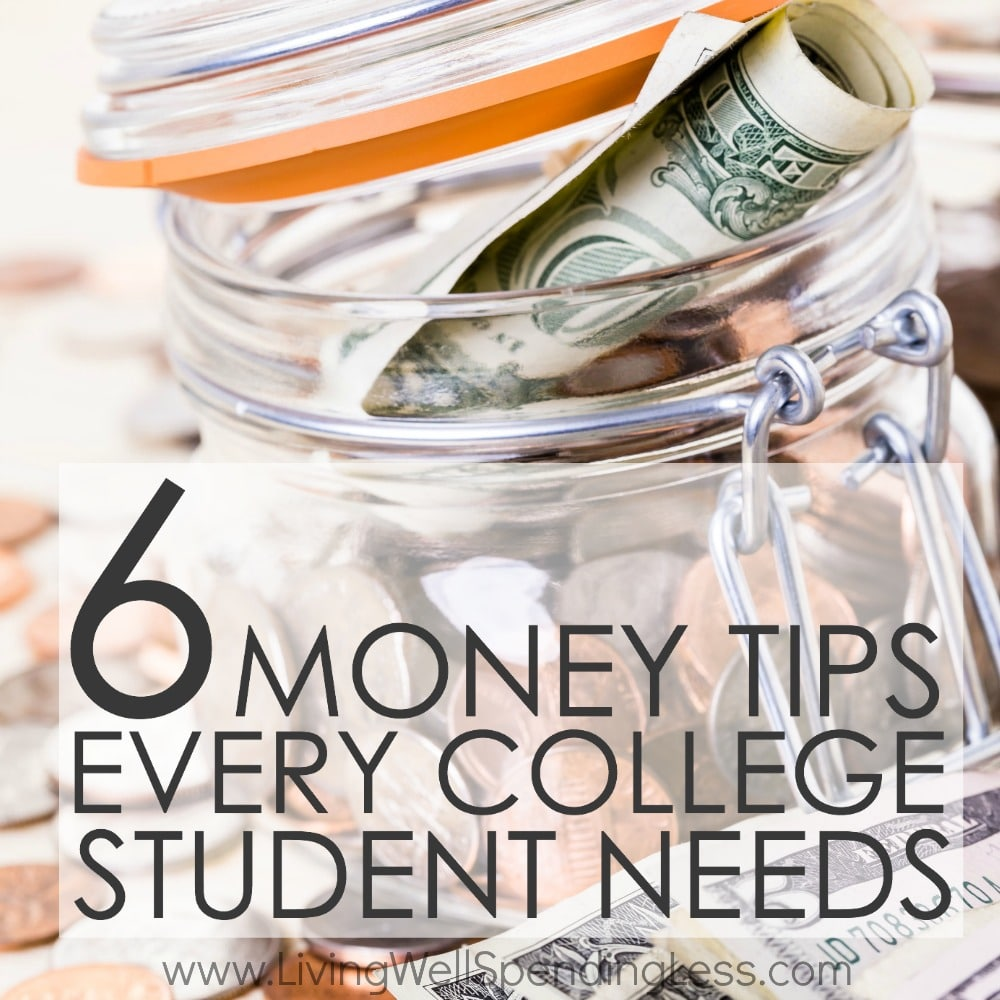 What Do College Students Need More Money