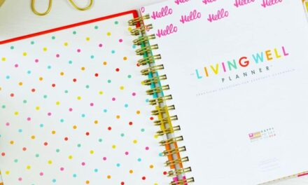 The Living Well Planner® is Back (& Better Than Ever!)