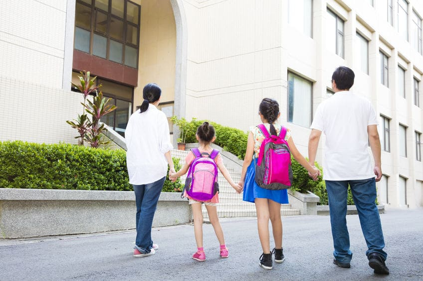 Helping your kids arrive on time to school is a great way to support their teachers.