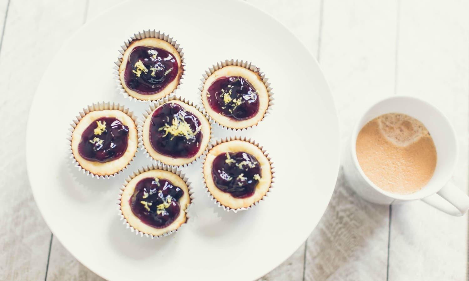 Sit back, savor, and enjoy the delicious, easy Mini Cheesecakes!