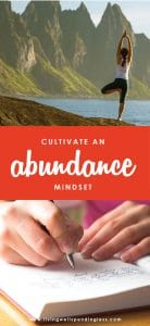 Do you ever worry that there might not be enough good things to go around? We often harbor a scarcity mentality without even realizing it, not wanting to share or give our best to others because we might miss out. But stinginess will never lead to happiness or contentment. Here's how to cultivate an abundance mindset, and to find far more joy and gratitude in the process!
