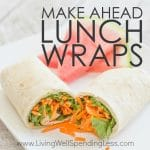 Lunch Wraps Square