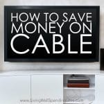 Save Money on Cable Square