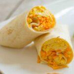 Make-Ahead Breakfast Burritos | Breakfast Meals | Freezer Cooking | Freezer Meals