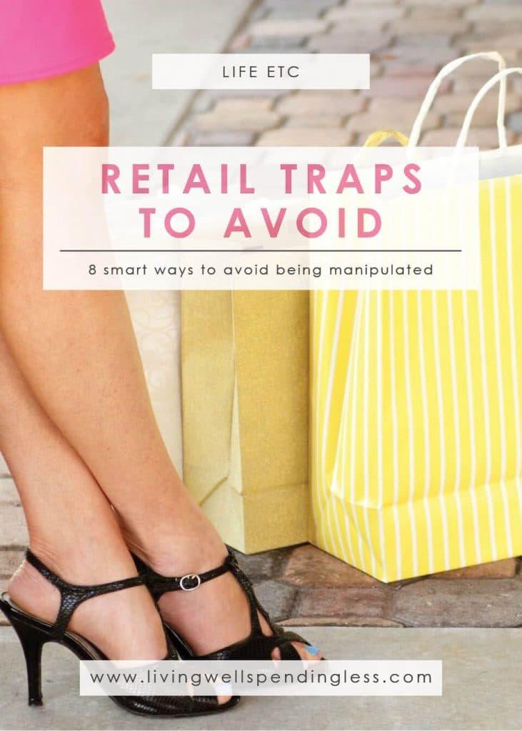 Sneaky Retail Traps (& how to avoid them) | Money Saving Tips | Smart Money | Retailers Trick