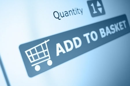 Cards with chips still work for online shopping so your shopping habits won't be interrupted
