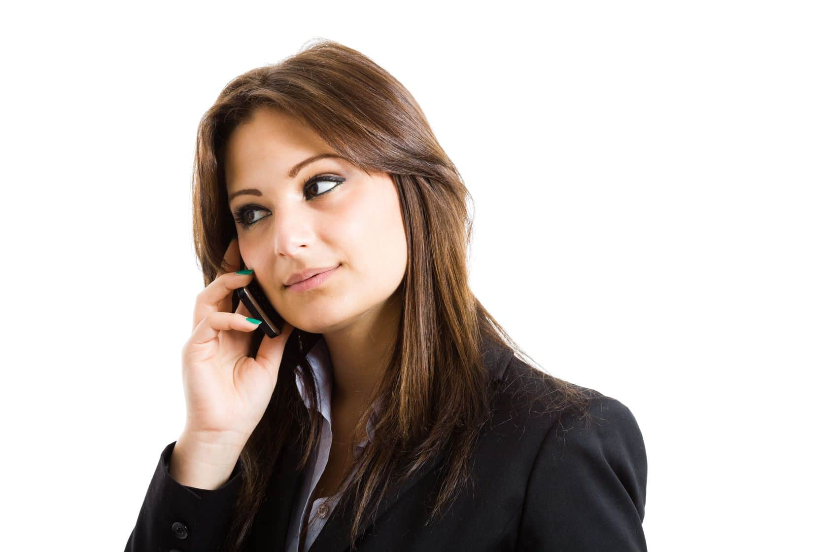 Don't be afraid to be the girl who gets on the phone and calls the cable company!