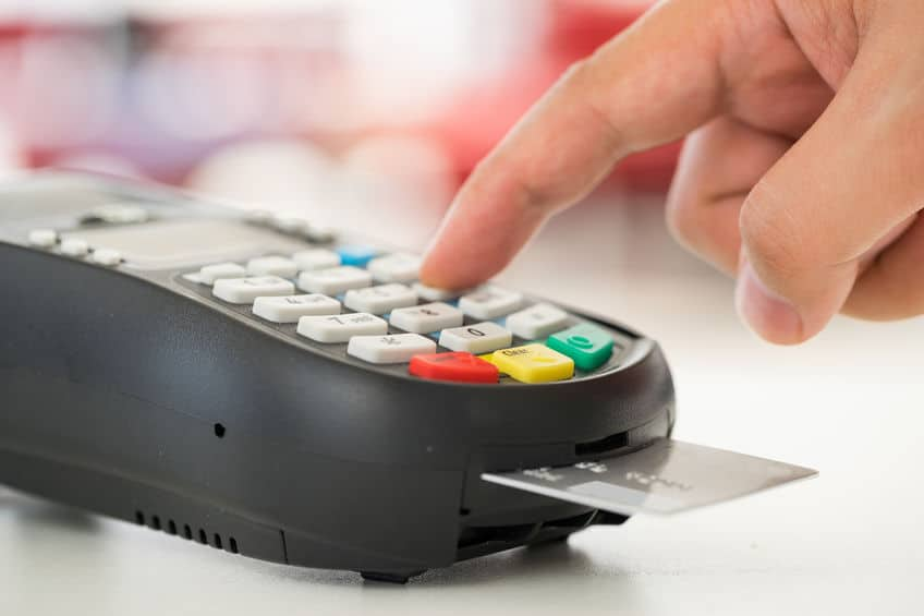 Chip cards are a save and secure new technology