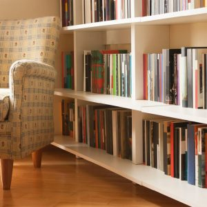How to Organize Your Bookshelves | How to Create a Home Library | Organize Books | Declutter Your Books