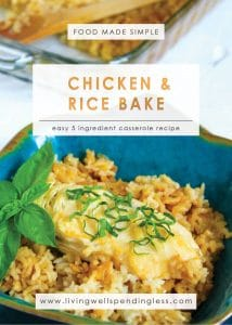 5 Ingredient Chicken Bake   One Dish Chicken Recipe   5 Ingredients or Less   Food Made Simple   Main Course Meat   Chicken Recipe