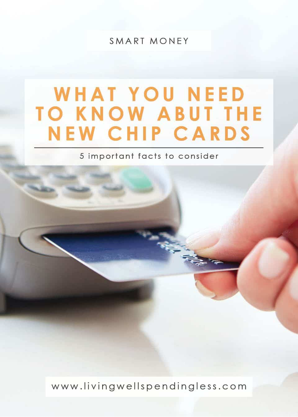 Facts You Need to Know About the New Chip Cards | About EMV Chip Cards | Smart Money | Using EMVs