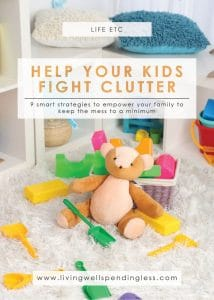Help Your Kids Fight Clutter   Decluttering Tips for Kids   Parenting and Discipline