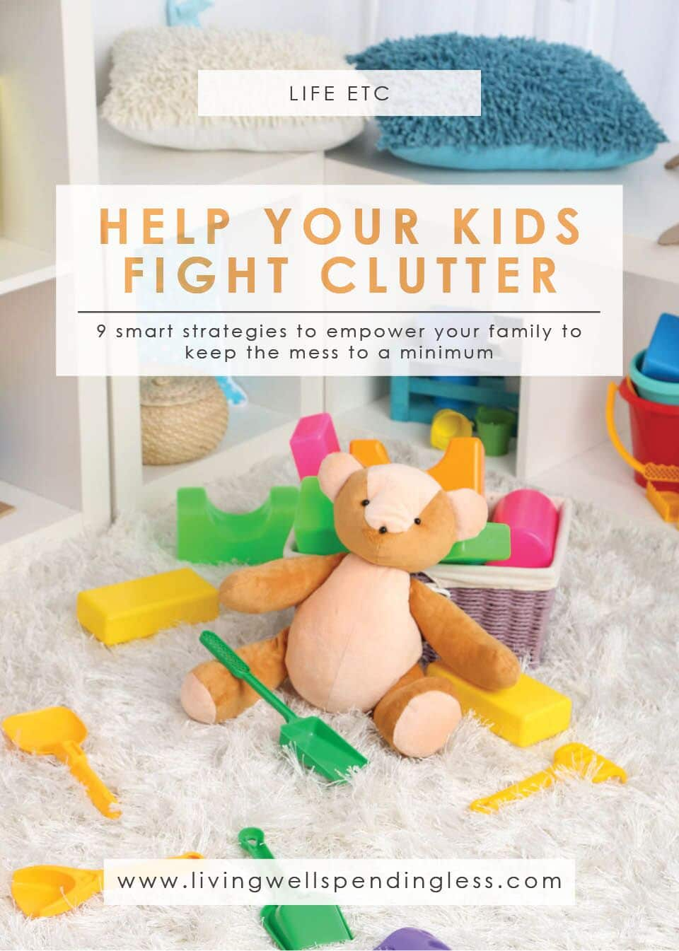 Help Your Kids Fight Clutter | Decluttering Tips for Kids | Parenting and Discipline