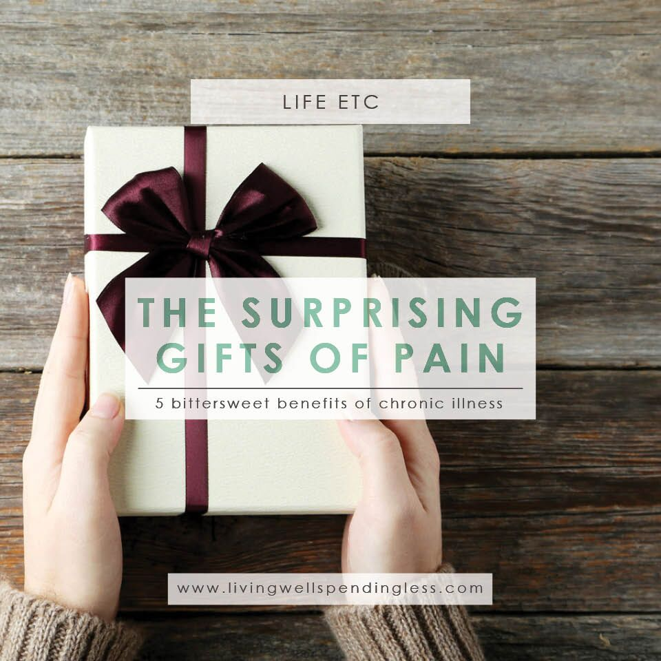 The Surprising Gifts of Pain | Dealing with Grief | Overcoming Depression | Faith & Inspiration | Health & Wellness