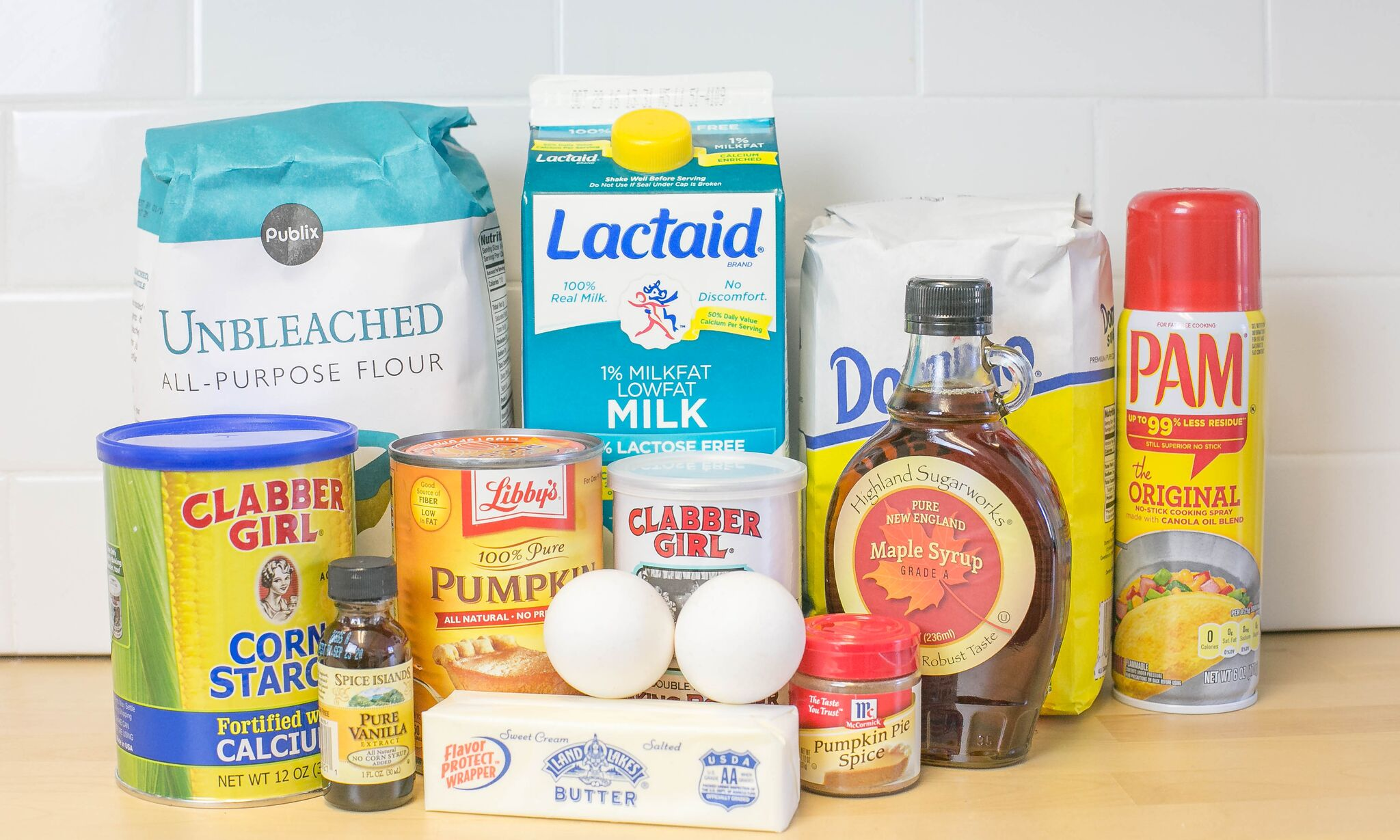 Pumpkin Waffles Recipe | Healthy Ideas for Kids | Breakfast Meal | Food Made Simple
