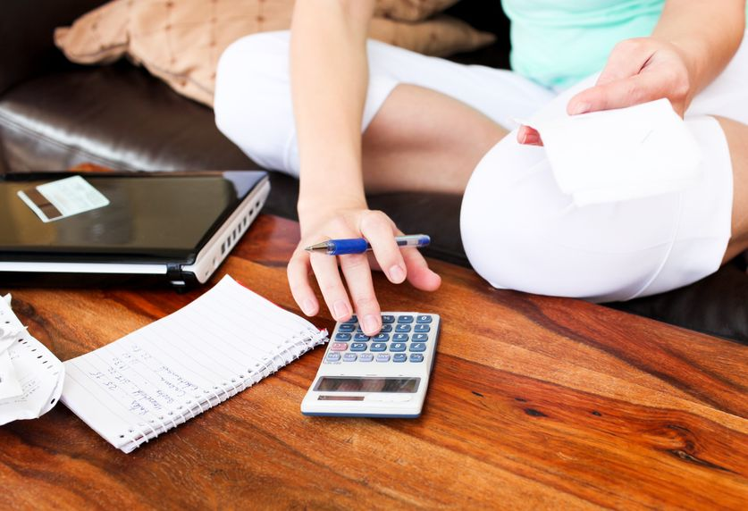 Sit down and create a budget for yourself this Christmas.
