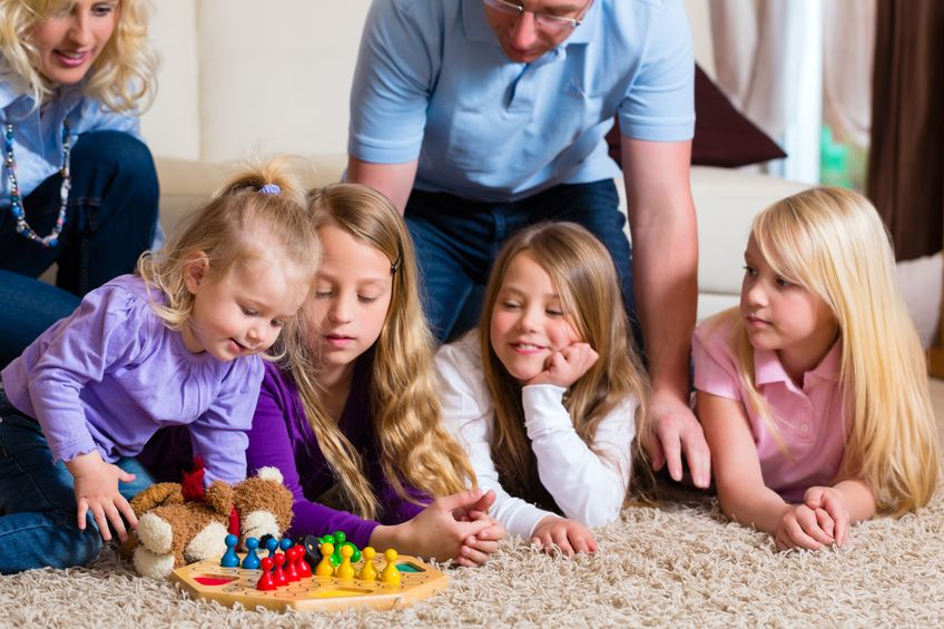 Do you love playing games with your family? Board games are great for family bonding.
