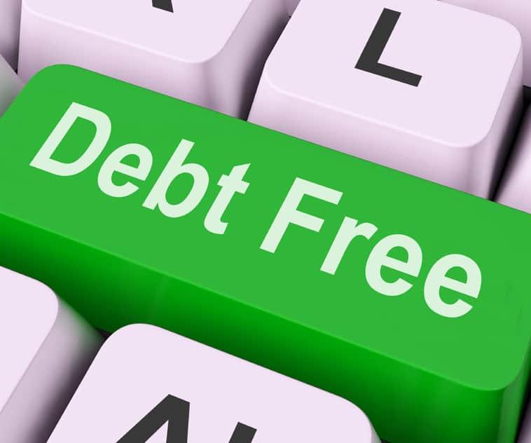 Take a debt free pledge this Christmas to make smart money choices.