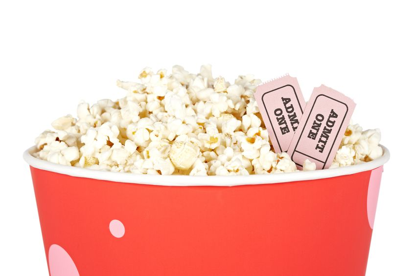Grab your popcorn and give two tickets to a special movie night!