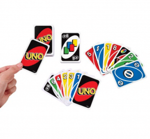 Uno is a classic card game that the whole family will love. Uno's perfect for game night!