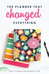 """Still wondering if the Living Well Planner® is right for you? Don't miss this super honest review from a longtime self-proclaimed planner """"junkie""""! #"""