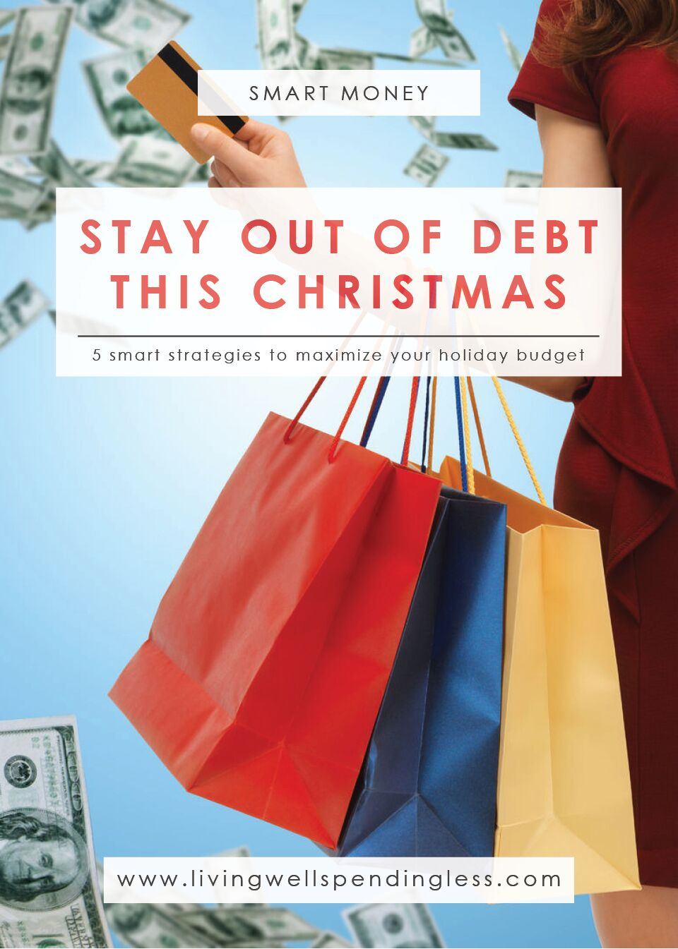Strategies to set a Christmas budget.
