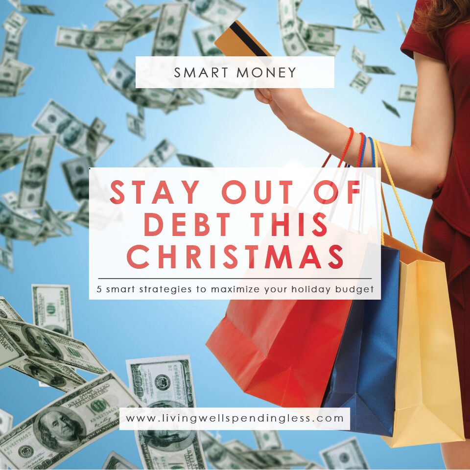 Stay Out of Debt this Christmas| Money Saving Tips | Other Holidays | Smart Money | Time Management