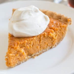 Easy Sweet Potato Pie | Thanksgiving Desserts | Pie Recipes |