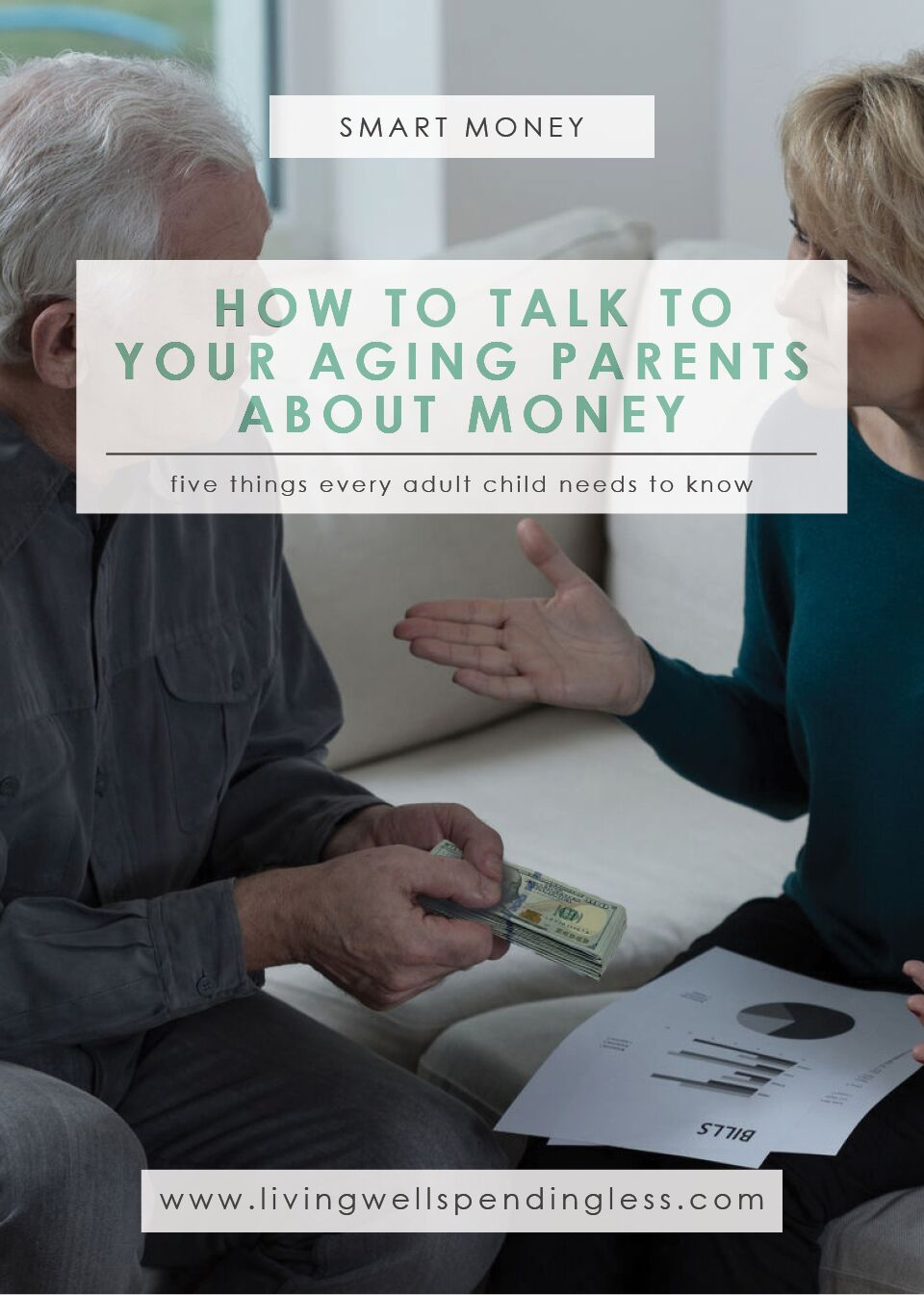 How to Talk to Your Aging Parents About Money | Financial Planning for Adults | Smart Money